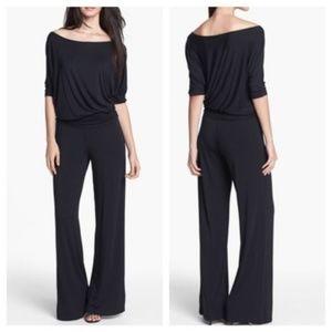 Tart Michelle Jumpsuit Size large Black